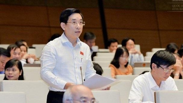 ĐBQH Nguyễn Văn Cảnh: Thăng chức nhanh do tổ chức quyết định