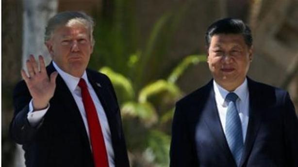 Ông Trump công khai thể hiện tình cảm với Tập Cận Bình