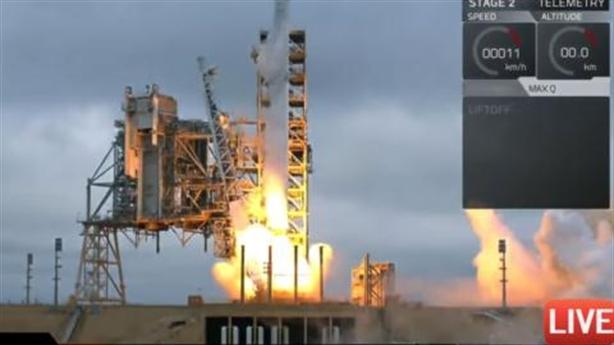 Bước chuyển của SpaceX khiến Nga mướt mồ hôi