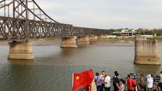 Thành phố Trung Quốc gần Triều Tiên báo động phòng không