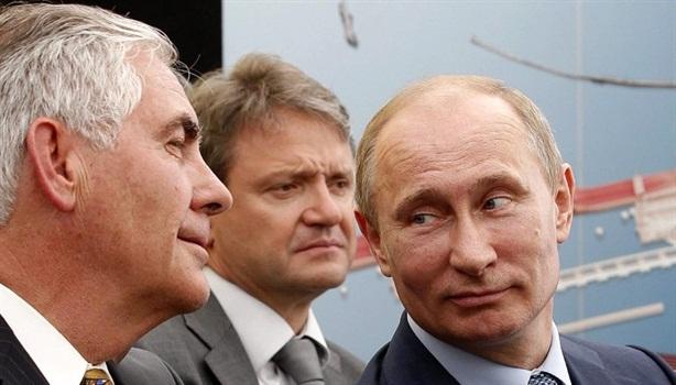 Mỹ bất nhất trước sau vì cấm vận Nga
