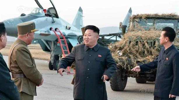 Mỹ choáng khi MiG-29 Triều Tiên mang được bom thông minh