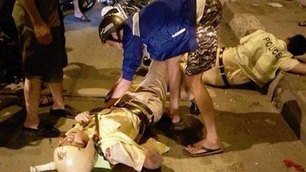 Tin mới vụ thanh niên đâm tử vong CSGT Thừa Thiên Huế