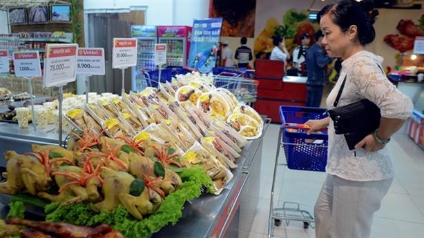 Hàng Việt chiếm 70-90% trong siêu thị: Một nửa sự thật