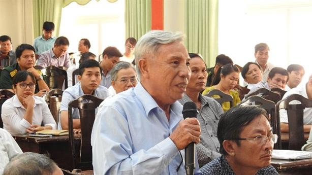 Cử tri chất vấn việc bổ nhiệm lãnh đạo Đà Nẵng