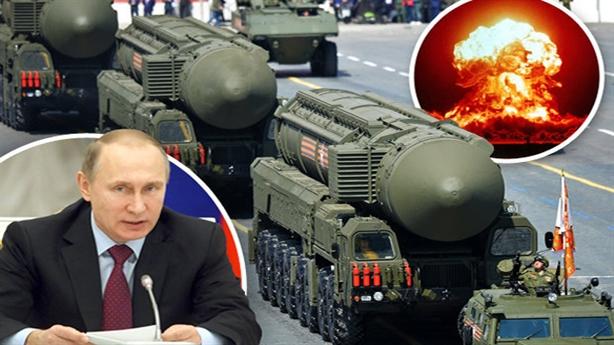 Mỹ so tên lửa Sarmat Nga với bom nguyên tử