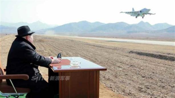 Phương Tây: Su-25 Triều Tiên đủ sức nướng chín tăng Hàn