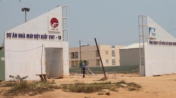 Quảng Ngãi: Thêm nhà máy giấy phá rừng, xả thải ra biển