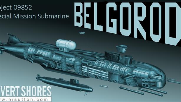 Tướng Mỹ: Tàu Belgorod khiến phương Tây lạnh người