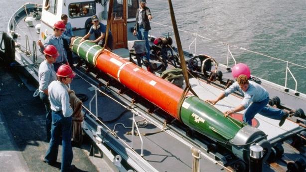 Nga không ngán phiên bản mới của ngư lôi MK-48