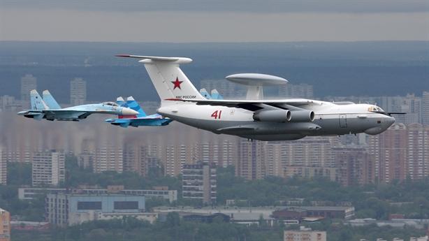 Mắt thần bắt tên lửa hành trình Nga đến Syria chống Tomahawk