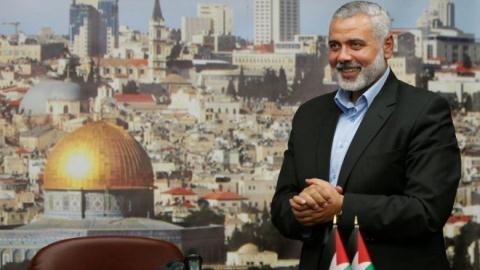 Cựu thủ tướng Palestine làm thủ lĩnh Hamas- Bước ngoặt Trung Đông