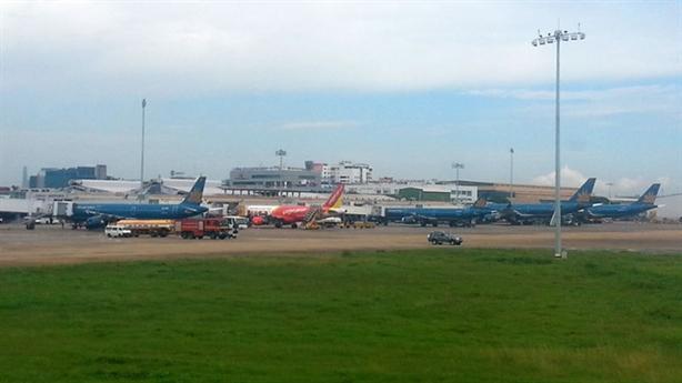 Đề nghị thu hồi sân golf trong sân bay Tân Sơn Nhất