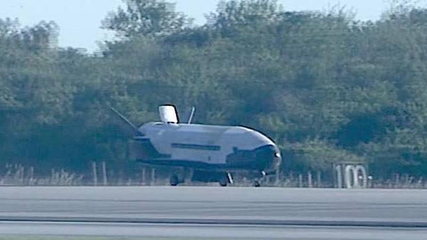 X-37B Mỹ đi sau Liên Xô hơn 2 thập kỷ