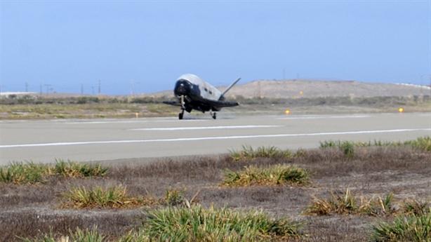 Mỹ thay thế phi thuyền bí ẩn X-37B