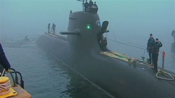 Tàu ngầm AIP Italy đâm tàu hàng khi tập trận trong đêm