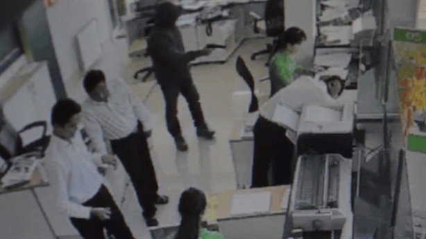 Bất ngờ tình tiết mới vụ cướp ngân hàng Trà Vinh
