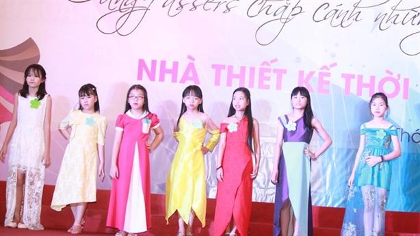 Trường Pascal chắp cánh những ước mơ cho NTK thời trang nhí