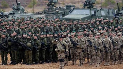 NATO tìm cách vây khu vực tập trận Nga-Belarus