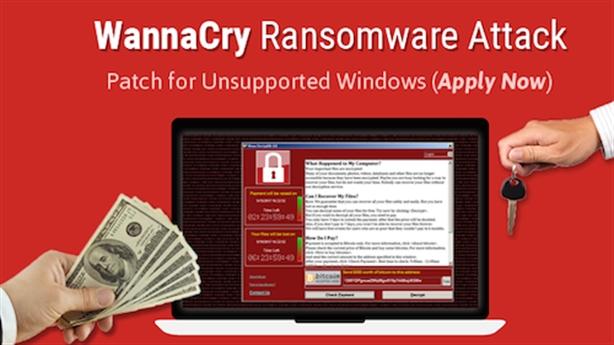 100 máy tính Việt Nam nhiễm mã độc tống tiền WannaCry
