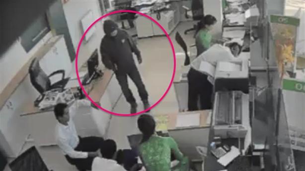 Cướp ngân hàng ở Trà Vinh: 4 lần hóa trang tiền trạm