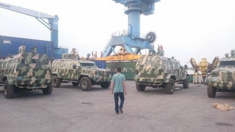 Sức mạnh xe bọc thép Guardian Việt Nam đã nhận