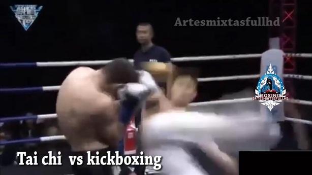 Đệ nhất Thái Cực Quyền hạ nhà vô địch Kickboxing châu Âu