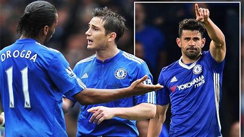 Diego Costa hiện tại hơn Drogba