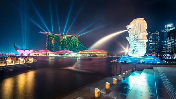 Con đường tơ lụa gặp đá tảng Singapore