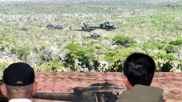 Liên tiếp tập trận gần Biển Đông, Indonesia đáp trả Trung Quốc?