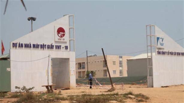 Chủ tịch Quảng Ngãi cảnh báo nhà máy bột giấy xả thải