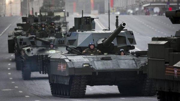 100 siêu tăng T-14 ra trận: Mỹ và đồng minh sốt vó?