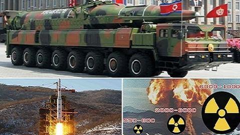 Triều Tiên sắp sánh vai Nga, Mỹ trong Câu lạc bộ ICBM?