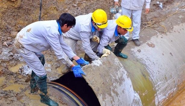 Ống Trung Quốc dẫn nước ăn TPHCM: Sao không chọn châu Âu?