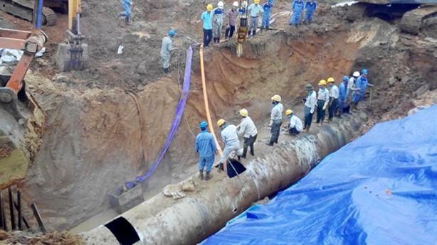 Ống Trung Quốc dẫn nước TP.HCM: Nếu có nghi vấn thì...