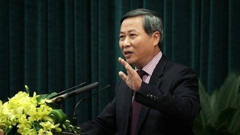 Vì sao nguyên Phó Chủ tịch Hà Nội bị khởi tố?