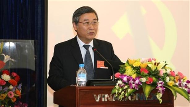Ông Phí Thái Bình bị khởi tố: 'Tôi không có tội'