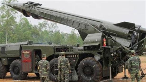 Sức mạnh tên lửa đạn đạo tầm ngắn của Việt Nam