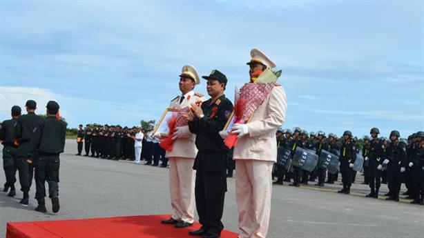 Nhiệm vụ của Đội đặc nhiệm E21 Phú Quốc