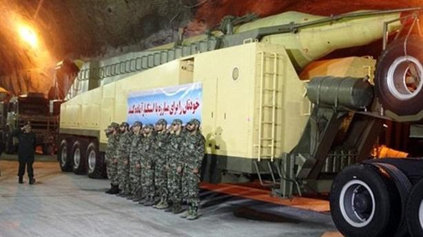 Bom Mỹ bất lực khi Iran thêm hầm ngầm tên lửa