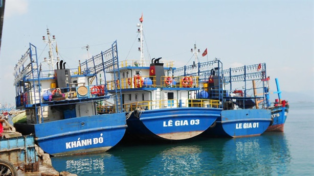 Lường trước tàu cá vỏ thép đắp chiếu: Thiếu trách nhiệm