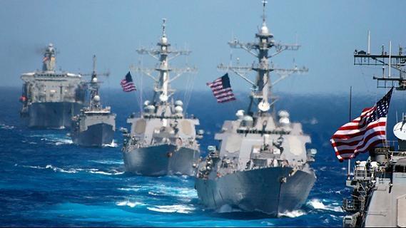 Mỹ sẽ đối đầu Trung Quốc trên Biển Đông?