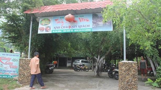 Thêm công trình xây dựng trái phép tại Đà Nẵng