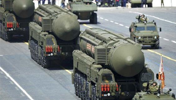 Mỹ làm Nga kiệt quệ vì chạy đua vũ trang với NATO?