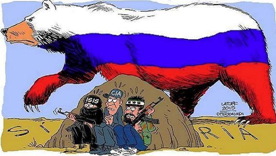Nhìn lại cú đánh tàn phá cứu Syria