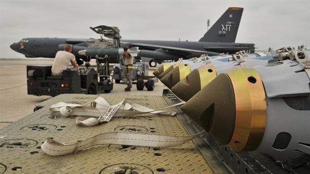 Mỹ tự cắt cánh tay hạt nhân của mình