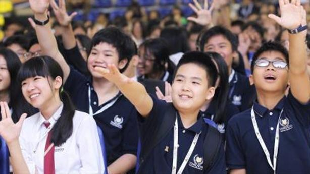 """Vinschool đăng cai Cuộc thi""""The World Scholar's Cup 2017""""vòng loại thế giới"""