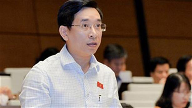 Đại biểu Nguyễn Văn Cảnh nói về lệ thuộc vốn