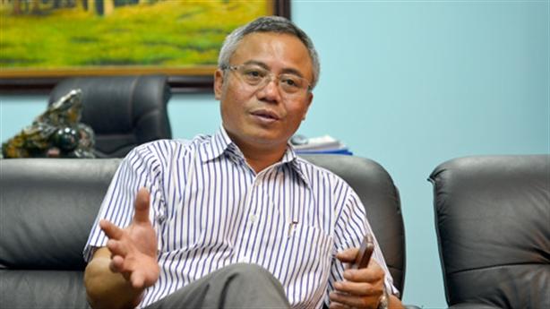 Ông Nguyễn Đăng Chương thôi chức Cục trưởng