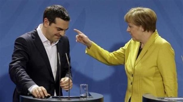 Vòng xoáy Hy Lạp – Tiếp tục cơn ác mộng mới với EU